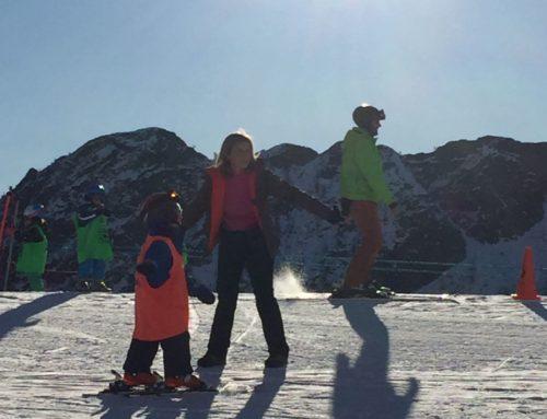 Le iscrizioni al corso sci 2021 sono aperte!